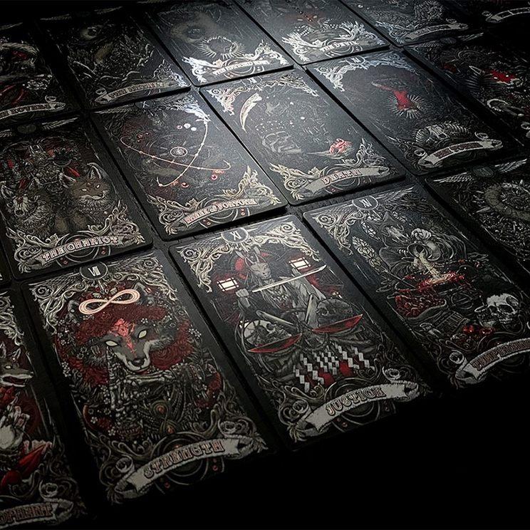 「BABYMETAL TAROT CARDS」より