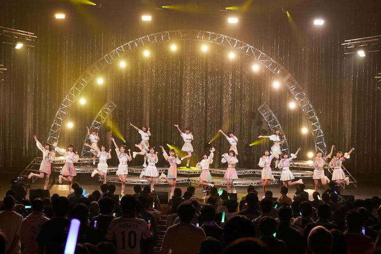 虹のコンキスタドール<いつかキミと見たミライより遥か>LINE CUBE SHIBUYA(2021年4月11日)より
