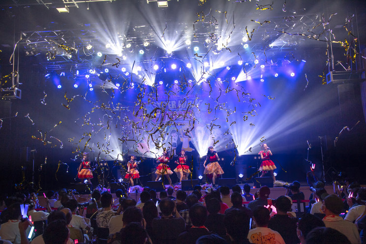 notall<SUPER FORCE HEROES〜もしキミを救えるなら〜>神田明神ホール(2021年7月4日)