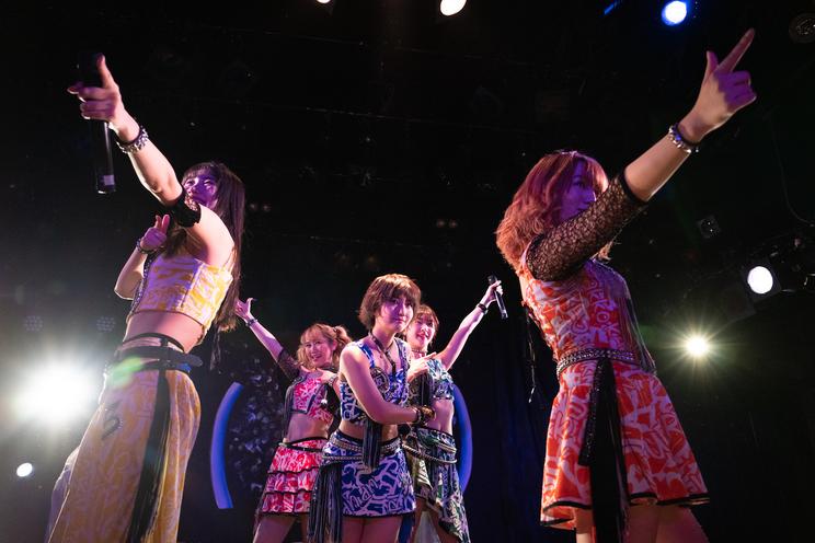アップアップガールズ(仮)<アップアップガールズ(仮) 5 to the 5th Power>|埼玉・HEAVEN'S ROCKさいたま新都心VJ-3(2019年2月10日)