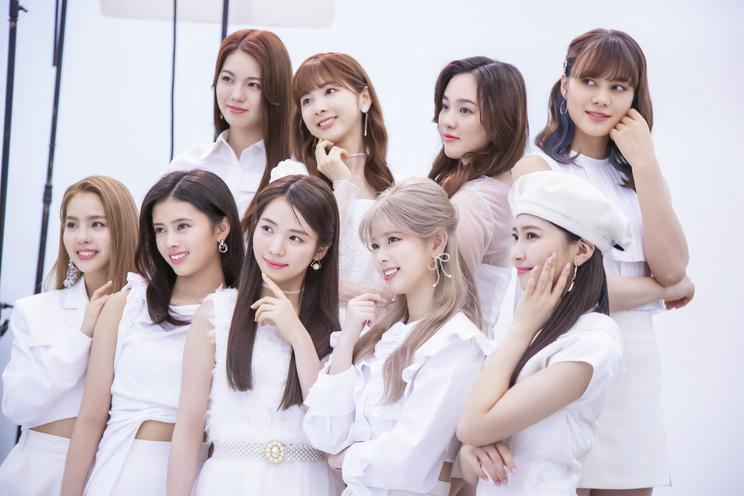 新TV-CM「ALFACE+×NiziU キラキラ」篇より