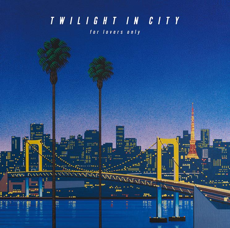 DEENニューアルバム『TWILIGHT IN CITY~for lovers only~』通常盤ジャケット写真