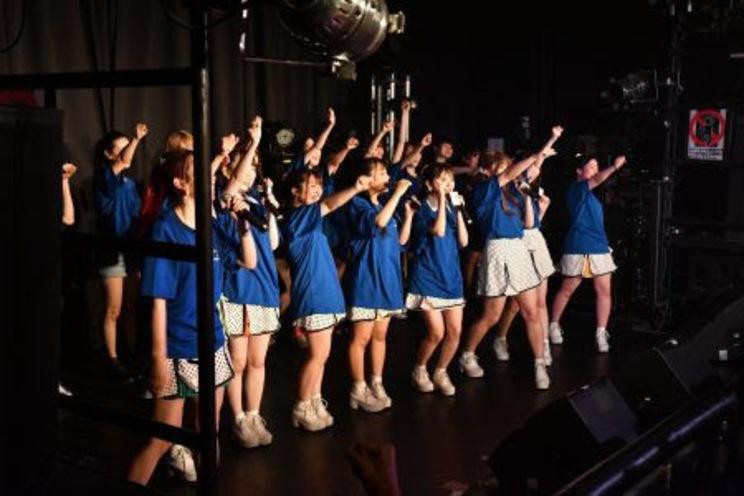 <フルーティー10周年ライブ>(2021年7月6日)より