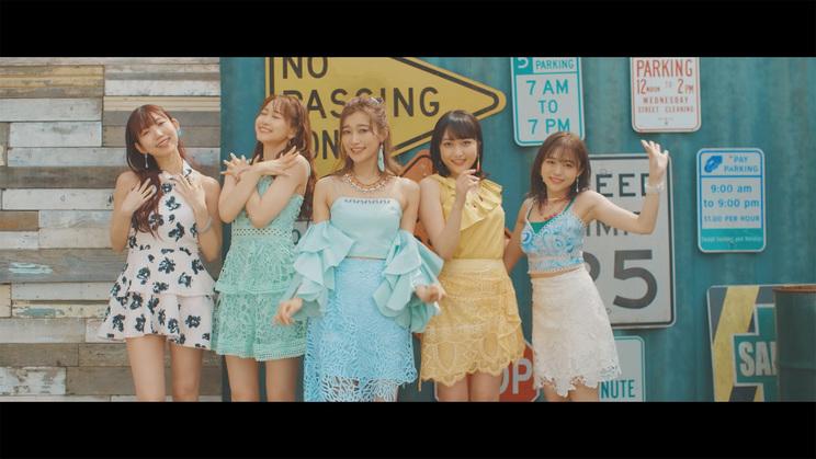 i☆Ris「Summer Dude」MVより