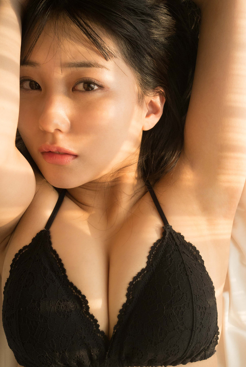 HKT48 田中美久1st写真集(Amazon限定版)/撮影:細居幸次郎