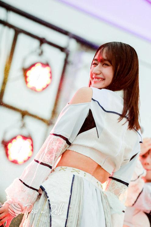 池田メルダ<超NATSUZOME2021>海浜幕張公演Gブロック(2021年7月4日)