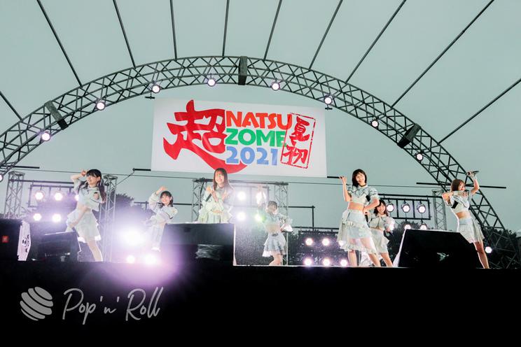 <超NATSUZOME2021>海浜幕張公演Gブロック(2021年7月4日)