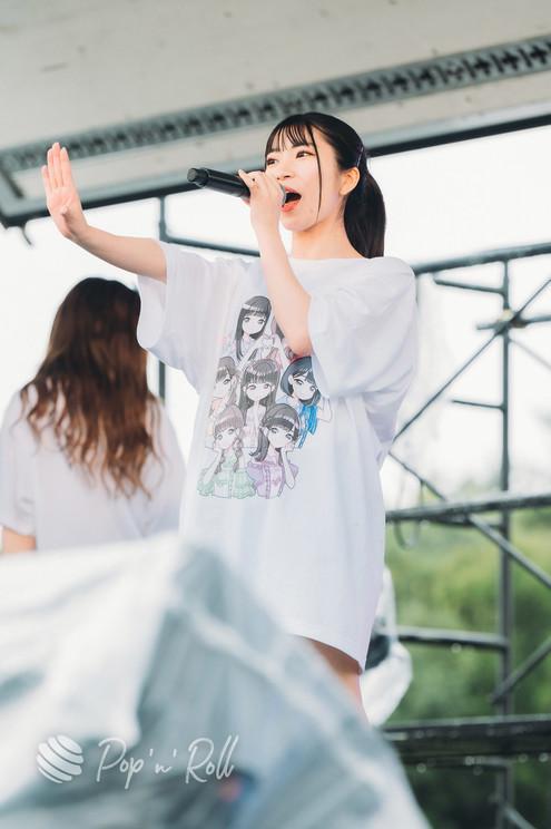 石原すずか(メイビーME)<超NATSUZOME2021>海浜幕張公演Gブロック(2021年7月4日)
