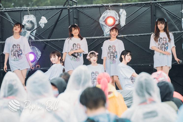 メイビーME<超NATSUZOME2021>海浜幕張公演Gブロック(2021年7月4日)