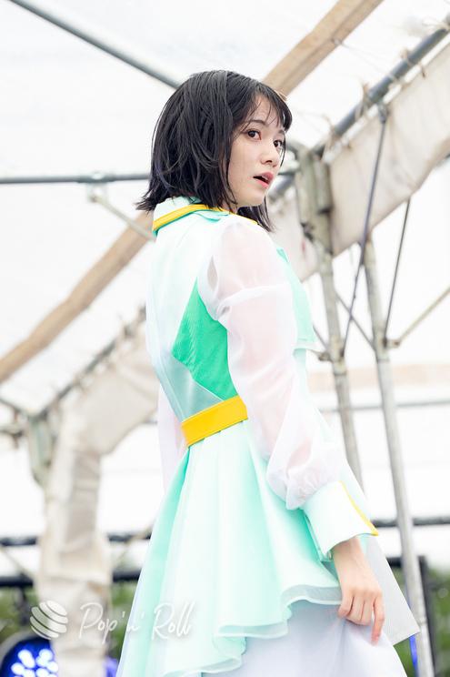 熊澤風花<超NATSUZOME2021>海浜幕張公演Gブロック(2021年7月4日)