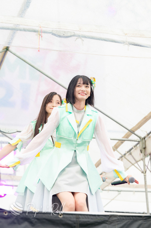Task have Fun<超NATSUZOME2021>海浜幕張公演Gブロック(2021年7月4日)