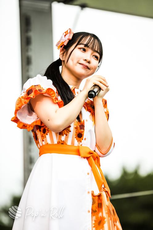 池本しおり<超NATSUZOME2021>海浜幕張公演Gブロック(2021年7月4日)