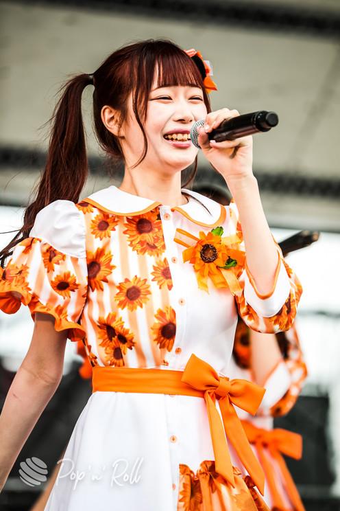 伊藤詩由<超NATSUZOME2021>海浜幕張公演Gブロック(2021年7月4日)