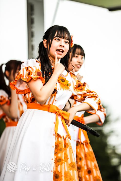 藤田梨々花<超NATSUZOME2021>海浜幕張公演Gブロック(2021年7月4日)