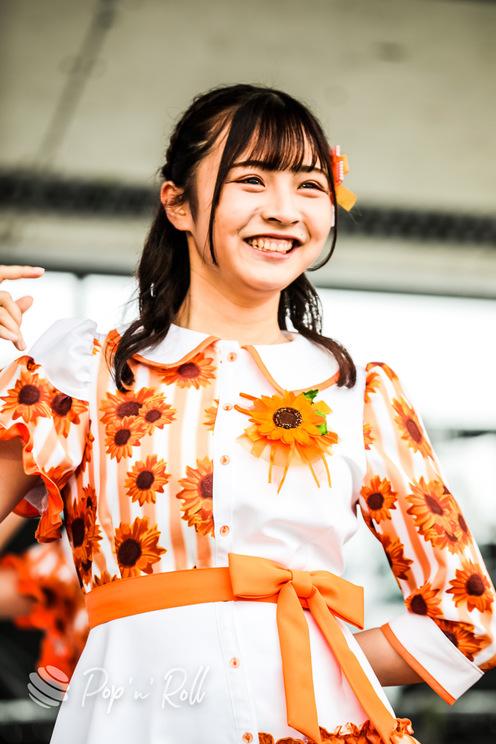 二葉茉由<超NATSUZOME2021>海浜幕張公演Gブロック(2021年7月4日)