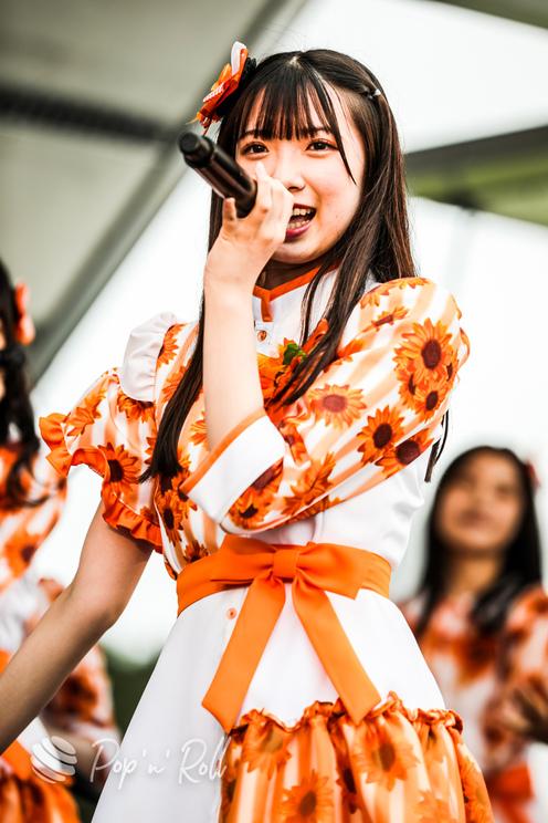 薮田こもも<超NATSUZOME2021>海浜幕張公演Gブロック(2021年7月4日)