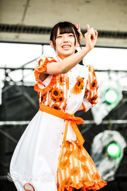吉田芽梨奈<超NATSUZOME2021>海浜幕張公演Gブロック(2021年7月4日)