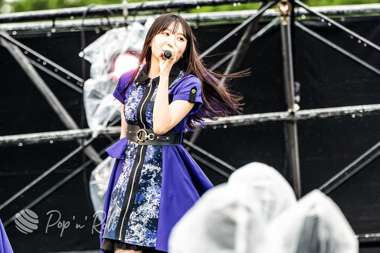 苗加結菜<超NATSUZOME2021>海浜幕張公演Gブロック(2021年7月4日)