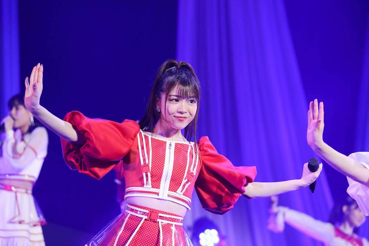 <NMB48 難波新鮮組公演>夜公演(©NMB48)