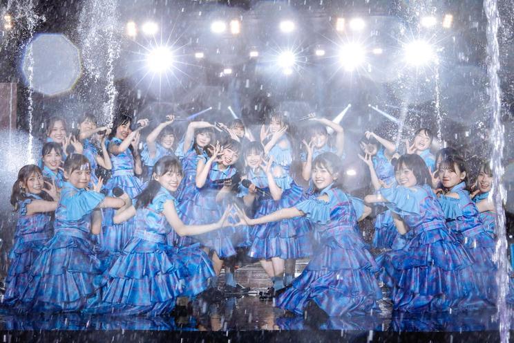 <W-KEYAKI FES.2021>富士急ハイランドコニファーフォレスト(2021年7月11日/撮影:上山陽介)