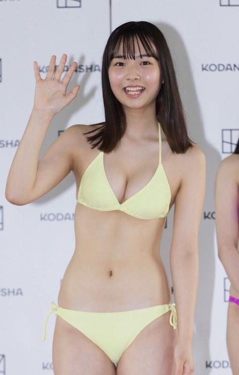 天野きき(©講談社・ミスマガジン)