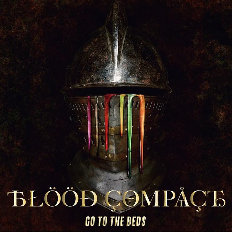 2nd EP『BLOOD COMPACT』ジャケット写真