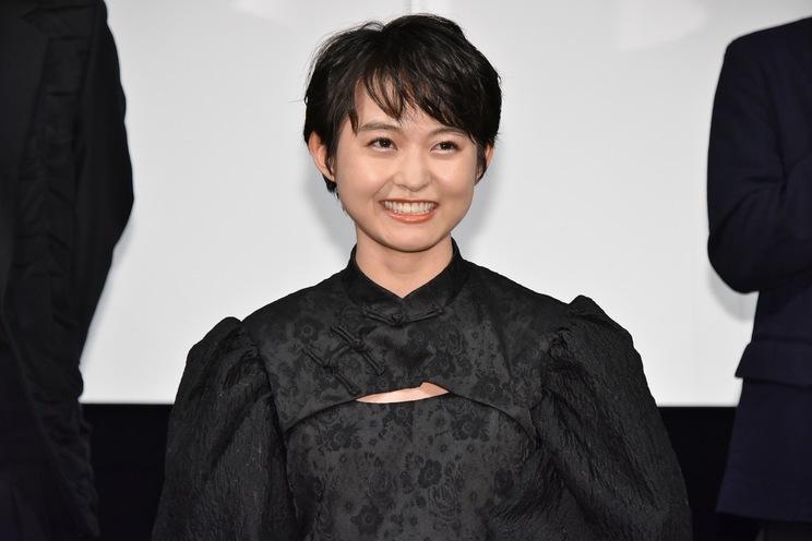 伊藤万理華<映画『サマーフィルムにのって』特別試写会イベント>(2021年7月14日)