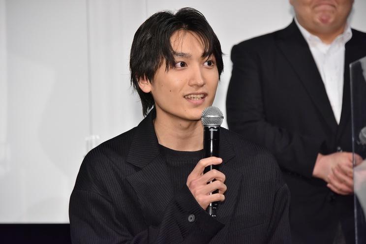 金子大地<映画『サマーフィルムにのって』特別試写会イベント>(2021年7月14日)