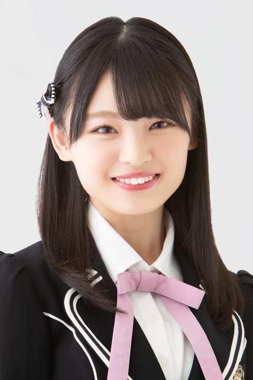 新澤菜央(ニックネーム:しんしん) 兵庫県出身 NMB48 6期生
