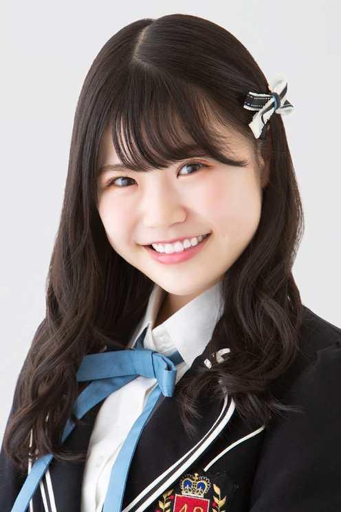 出口結菜(ニックネーム:ゆいな) 奈良県出身 NMB48 6期生