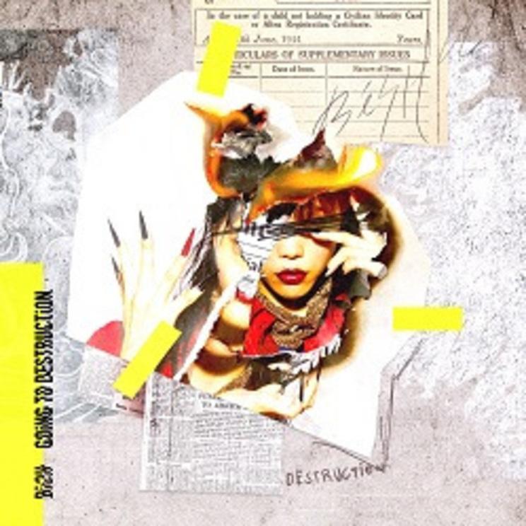 メジャー4thアルバム『GOiNG TO DESTRUCTiON』【DVD盤】