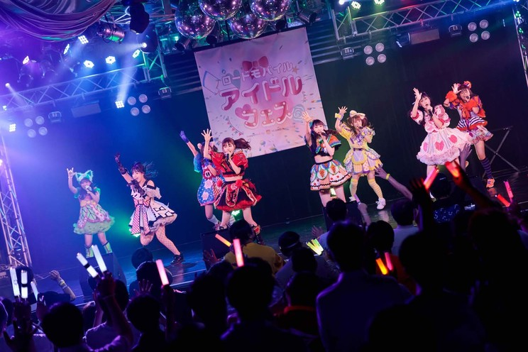 FES☆TIVE<ローモバアイドルフェス supported by HUAWEI AppGallery>(NAGOYA ReNY limited/2021年7月12日)