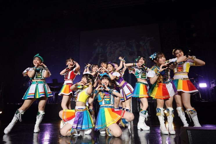 虹のコンキスタドール<Anniversary SUMMER Tour2021>ツアーファイナル(Zepp DiverCity (TOKYO)/2021年8月1日)