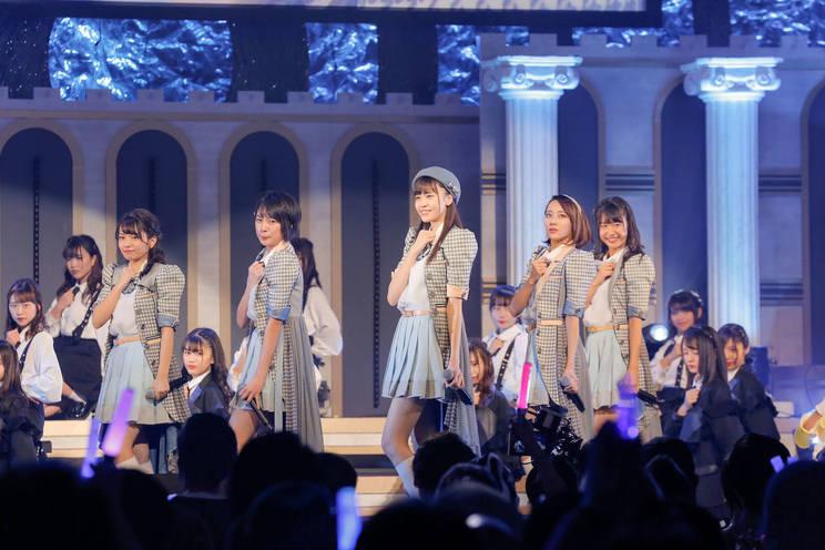 ラストアイドル<1周年記念コンサート>(c)Yoshifumi Shimizu