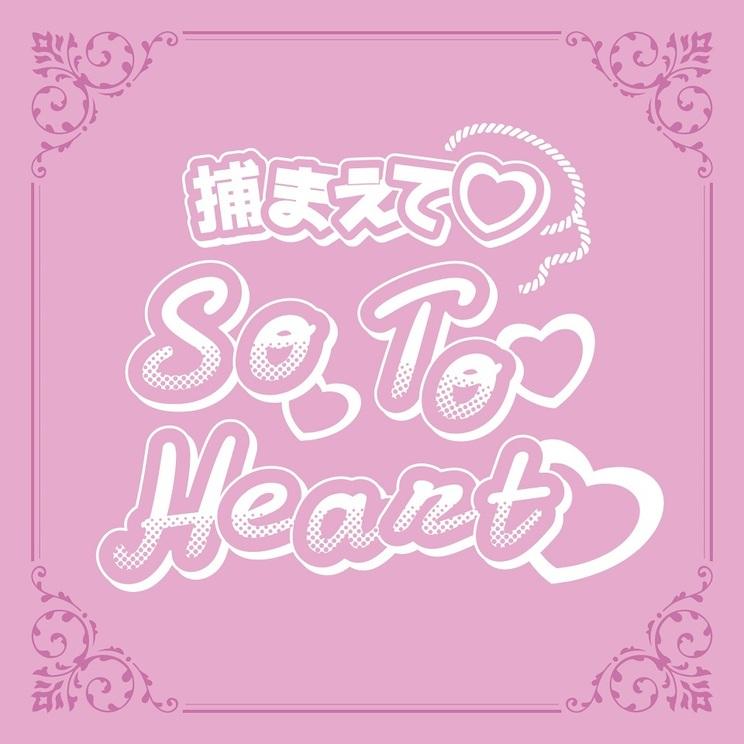 「捕まえて So To Heart」ジャケット