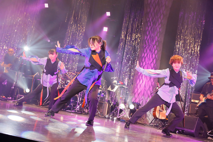 鞘師里保<RIHO SAYASHI 1st LIVE 2021 DAYBREAK>(豊洲PIT/2021年8月9日)