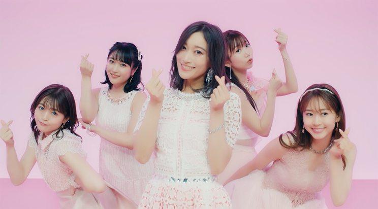 i☆Ris「Cheer up」ダンスMVより