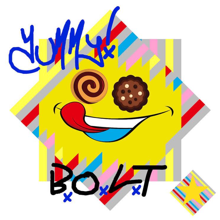 B.O.L.T「Yummy!」ジャケット写真