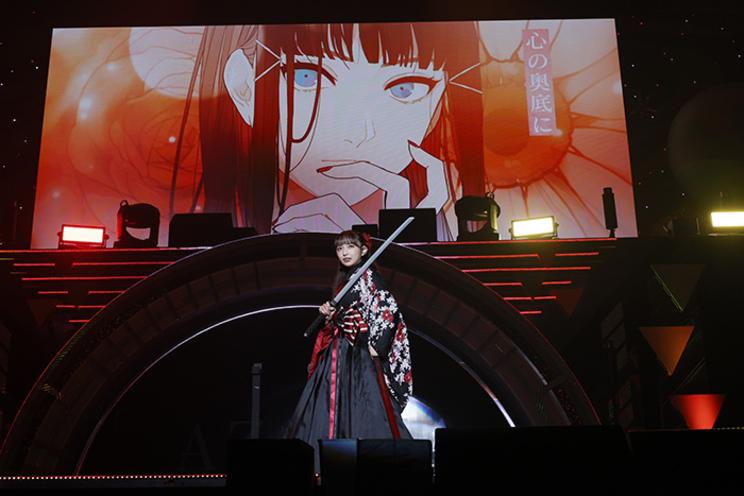 <ラブライブ!サンシャイン!! AZALEA 1st LoveLive! 〜In The Dark /*秘密の物語*/〜>ゼビオアリーナ仙台(2021年8月14日、15日)