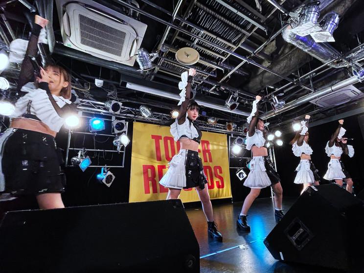 #2i2<「Live and let live」リリースイベント>タワーレコード渋谷店(2021年8月12日)