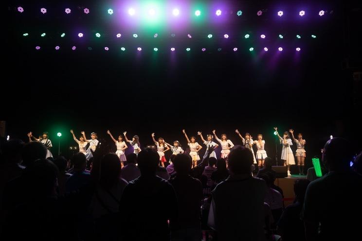 <夢アド9周年記念LIVE スペシャル2DAYS>初日(神田明神ホール/2021年8月21日)