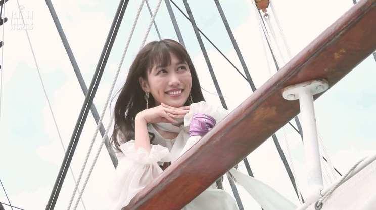 高城れに「Voyage!」MVメイキング映像より