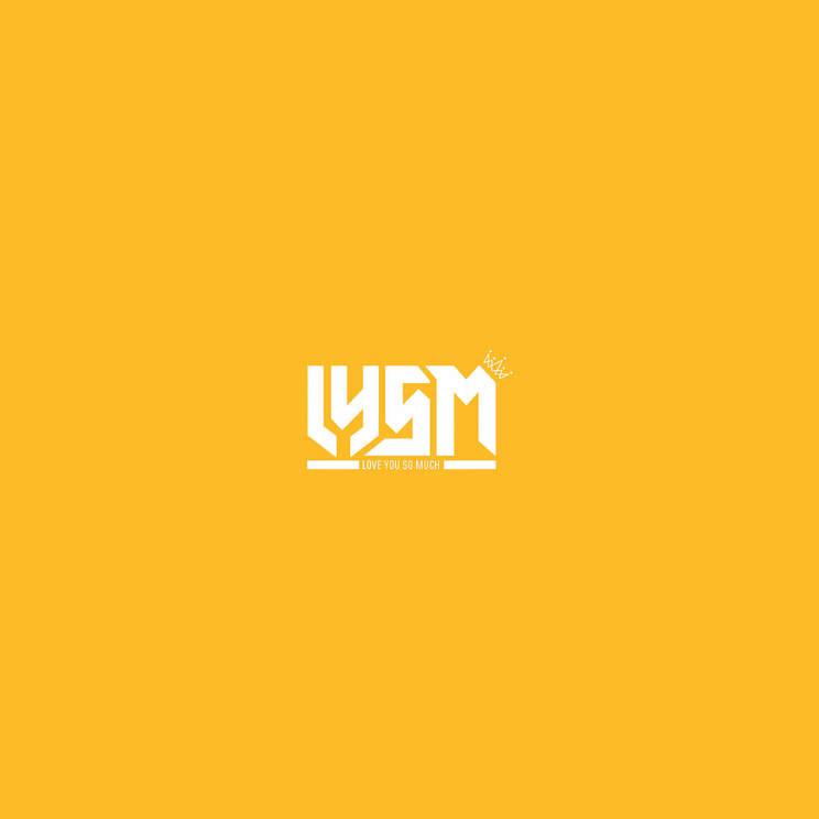 2ndデジタルシングル「LYSM」ジャケット写真