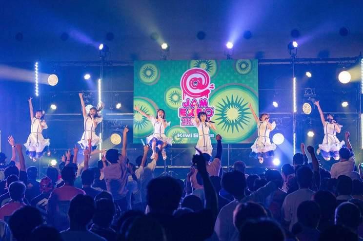 Gran☆Ciel<@JAM EXPO 2020-2021>横浜アリーナ(2021年8月29日)