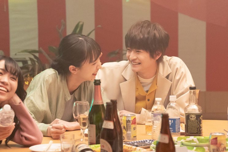 TELASAオリジナルドラマ第2弾『僕らが殺した、最愛のキミ』場面写真(©テレビ朝日)