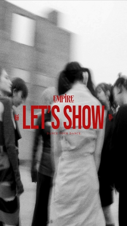 「LET'S SHOW」より