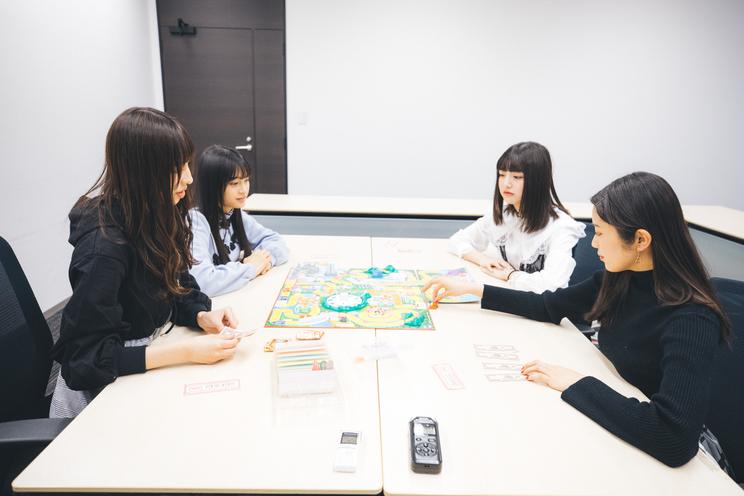 マジカル・パンチライン 人生ゲーム