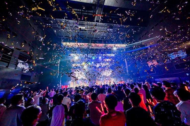 <FES☆TIVEワンマンライブ -THE FES☆TIVE SUMMER 2021- ~日本の夏、FES☆TIVEと、夏~>(Zepp Haneda (TOKYO)/2021年9月5日)