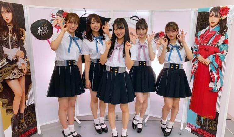 『NMB48 白間美瑠 卒業コンサート〜みるるん、さるるん、ありがとう♡〜』完全版(©NMB48)