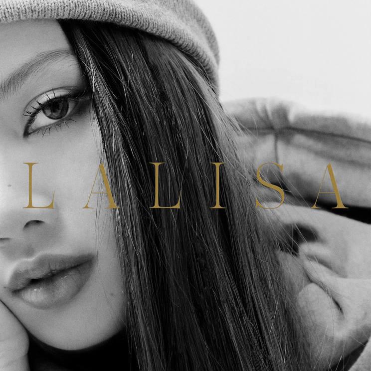 LISA「LALISA」配信ジャケット